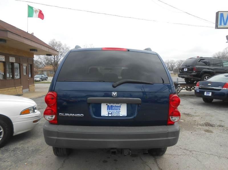 2006 Dodge Durango SXT 4dr SUV - Harvey IL