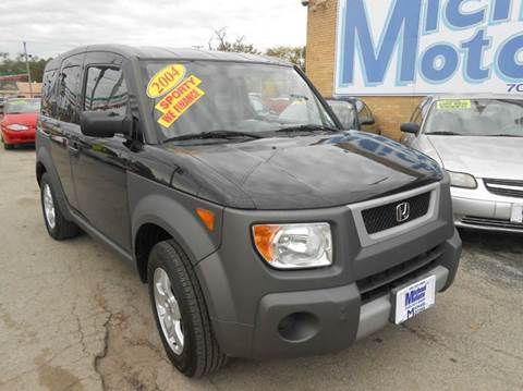 2004 Honda Element for sale in Harvey, IL