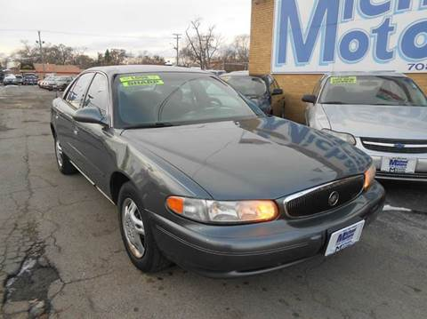 2004 buick century for sale longview wa for Thompson motors lapeer mi