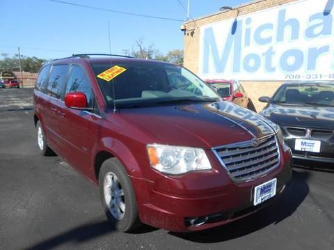 2008 Chrysler Town and Country for sale in Harvey, IL