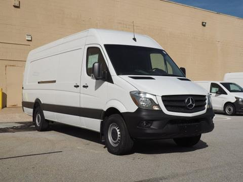 2017 Mercedes-Benz Sprinter Cargo for sale in Devon, PA