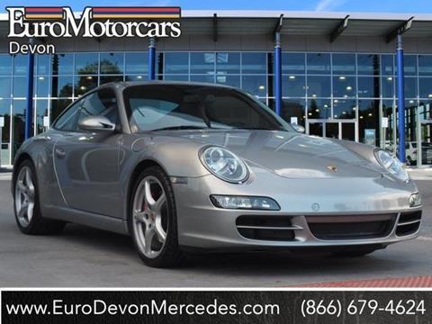 2005 Porsche 911 for sale in Devon, PA