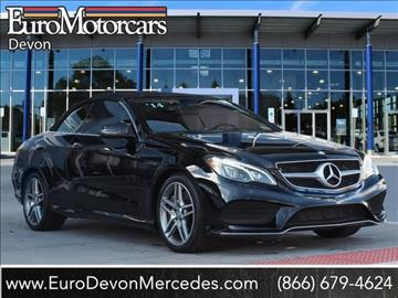 Mercedes benz e class for sale pennsylvania for Mercedes benz of devon pa