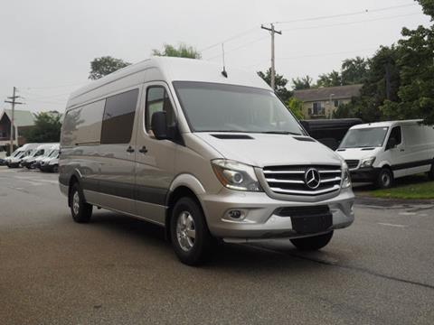 2017 Mercedes-Benz Sprinter for sale in Devon, PA
