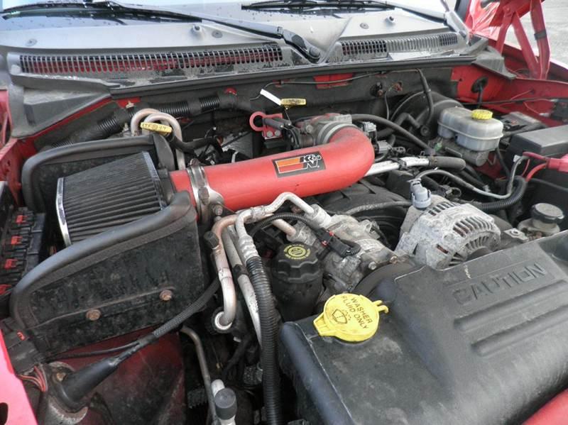 2003 Dodge Dakota 2dr Standard Cab SLT 4WD SB - Rome NY