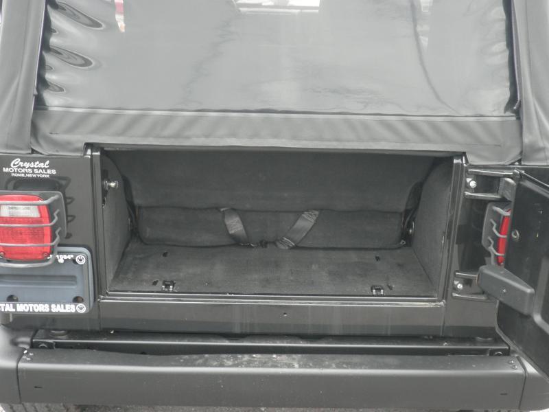 2003 Jeep Wrangler COMMANDO - Rome NY