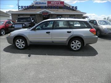 2007 Subaru Outback for sale in Rome, NY