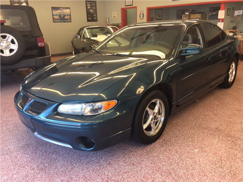 2002 Pontiac Grand Prix for sale in Dayton, OH
