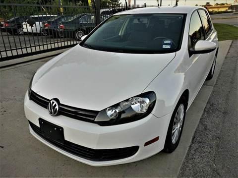 2013 Volkswagen Golf for sale in Spring, TX