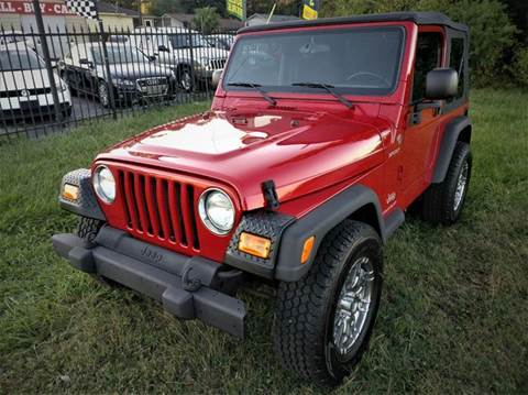 2006 Jeep Wrangler for sale in Spring, TX