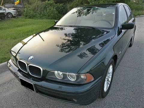 2002 BMW 5 Series for sale in Spring, TX
