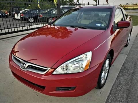 2006 Honda Accord for sale in Spring, TX