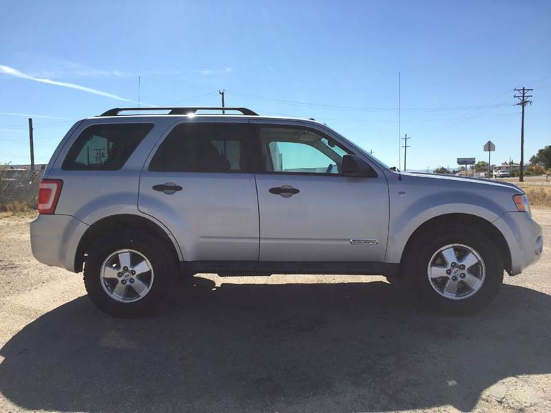 2008 Ford Escape Xlt Awd 4dr Suv V6 In Commerce City Co Low Down Auto Loans