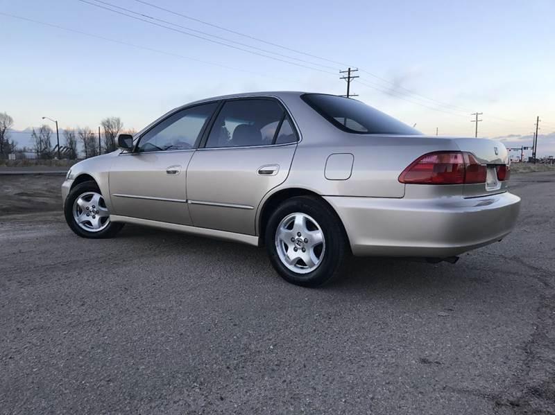 2000 honda accord ex v6 4dr sedan in commerce city co for 2000 honda accord power window repair