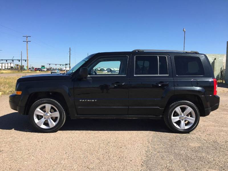 2011 jeep patriot latitude 4x4 4dr suv in commerce city co. Black Bedroom Furniture Sets. Home Design Ideas