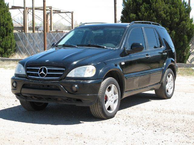 2001 mercedes benz m class awd ml55 amg 4matic 4dr suv in for Mercedes benz suv 2001