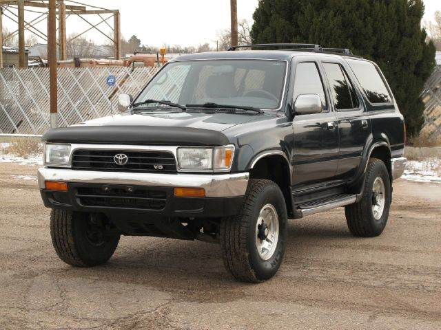 used 1995 toyota 4runner for sale. Black Bedroom Furniture Sets. Home Design Ideas