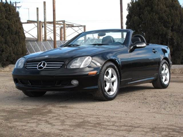 2001 mercedes benz slk class slk320 in commerce city co for 2001 mercedes benz slk320