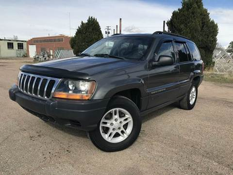 2002 Jeep Grand Cherokee for sale in Commerce City, CO