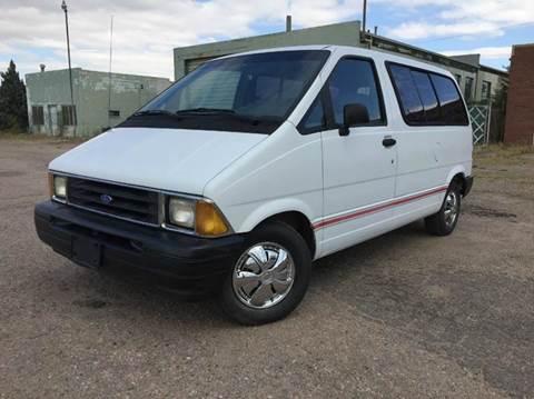 1991 Ford Aerostar