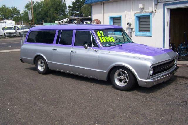 1967 Chevrolet Suburban For Sale Carsforsale Com