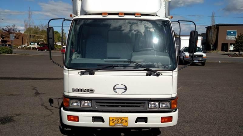 2004 Hino FA1517  - Portland OR