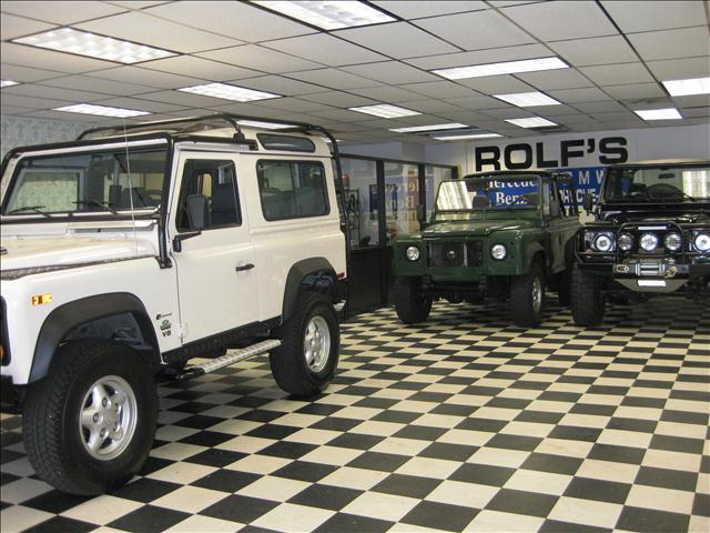 1997 land rover defender soft top in summit basking ridge bayonne rolfs auto sales. Black Bedroom Furniture Sets. Home Design Ideas