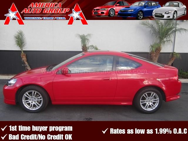 2006 ACURA RSX red one owner acura rsx super low miles completely stock you do not want to