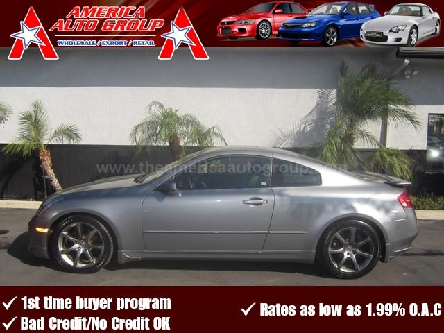 2003 INFINITI G35 silver cleanest g35 you will find fully equipped with premium wheels bose
