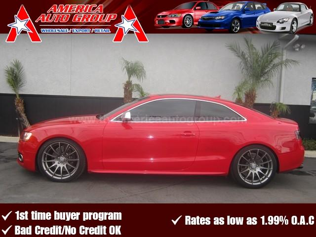 2008 AUDI S5 red unbelievable price you will not find another at this price come check out t
