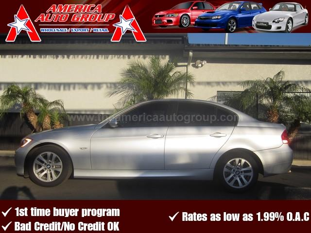 2007 BMW 3 SERIES silver luxury at its best fully loaded bmw 3 series  really good color combi