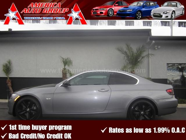 2008 BMW 3 SERIES gray beautiful color comabination gray on black this 335 has alot of looks