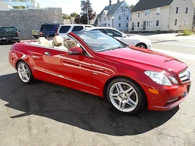 2012 mercedes benz e class e350 2dr convertible in ludlow for 2012 mercedes benz e350 convertible