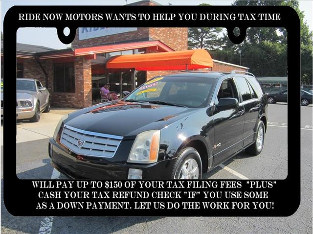 2007 Cadillac SRX for sale in Monroe NC