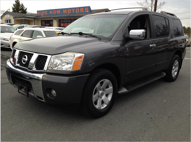 Used 2004 nissan armada for sale for Ride now motors monroe nc