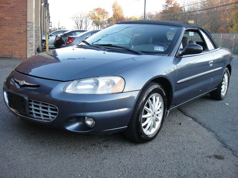 2002 chrysler sebring for sale in teterboro nj. Black Bedroom Furniture Sets. Home Design Ideas
