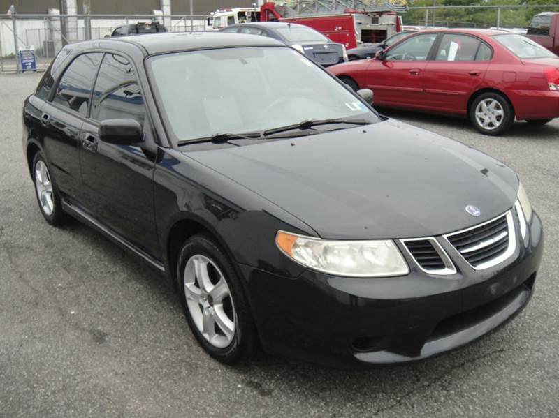 2005 saab 9 2x awd linear 4dr sport wagon in hasbrouck. Black Bedroom Furniture Sets. Home Design Ideas