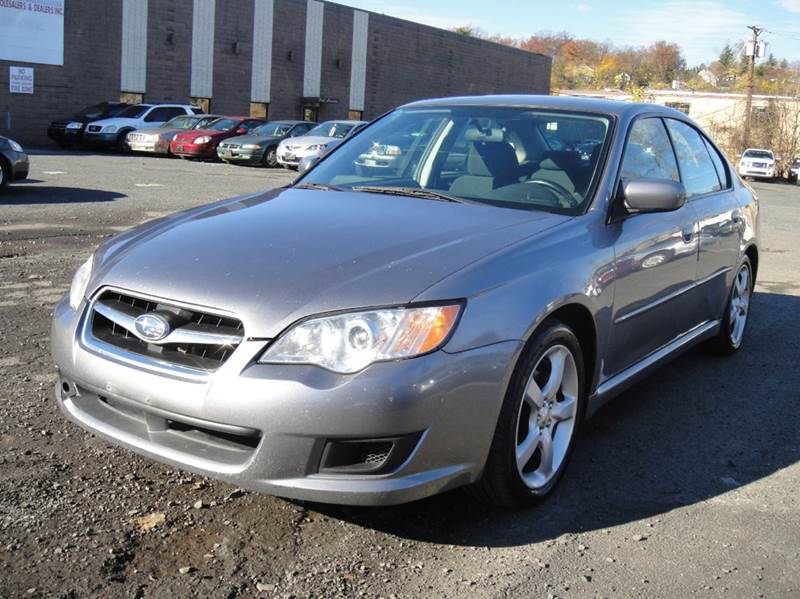 2009 subaru legacy special edition awd 4dr sedan 4a in hasbrouck heights nj frank auto sales. Black Bedroom Furniture Sets. Home Design Ideas