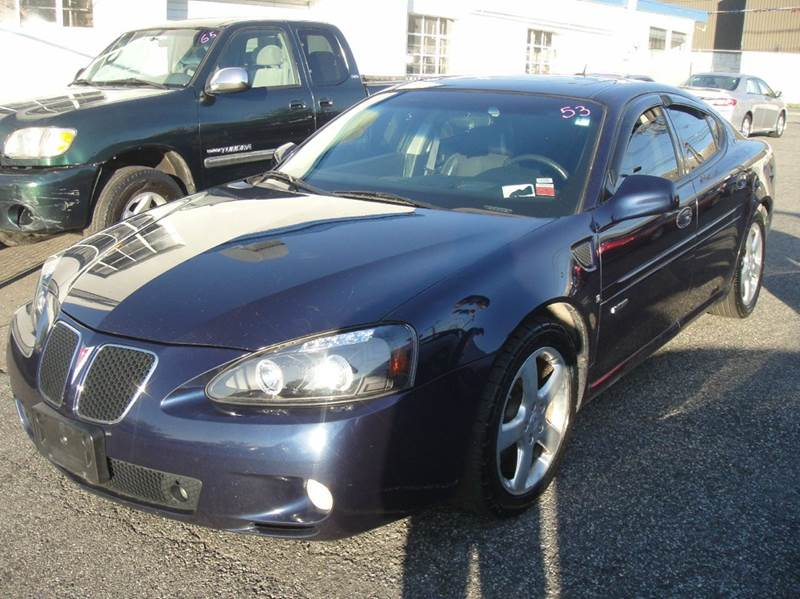 2008 pontiac grand prix gxp 4dr sedan in teterboro nj frank auto sales. Black Bedroom Furniture Sets. Home Design Ideas