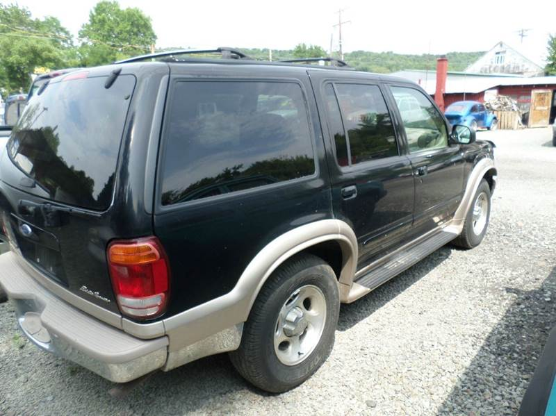 2000 ford explorer 4dr eddie bauer 4wd suv in nicholson pa fernwood auto sales. Cars Review. Best American Auto & Cars Review