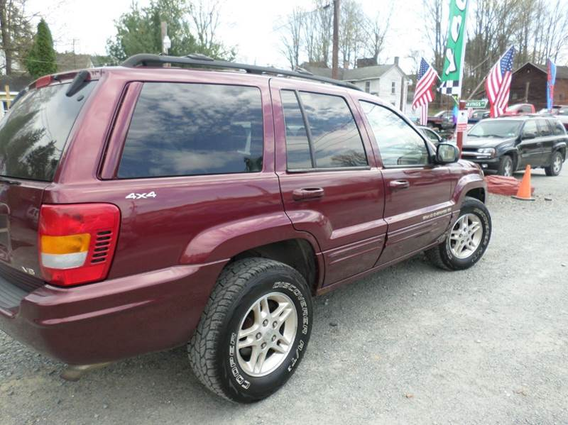 1999 jeep grand cherokee 4dr limited 4wd suv in nicholson pa fernwood auto. Cars Review. Best American Auto & Cars Review
