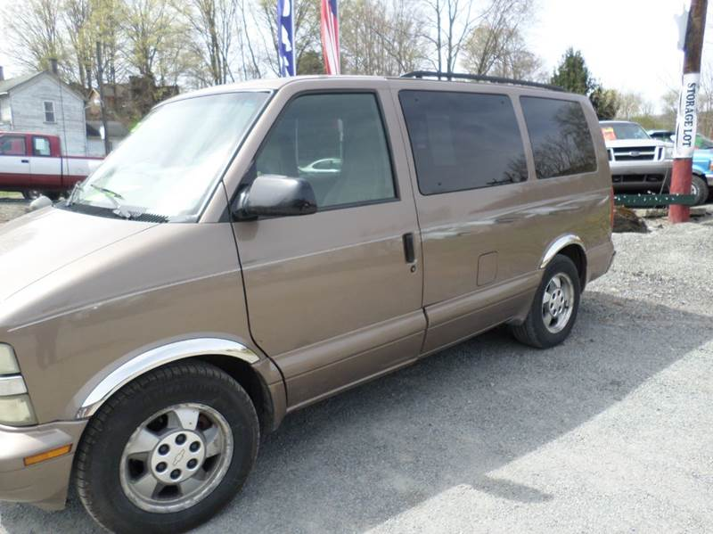 2003 chevrolet astro awd ls 3dr mini van in nicholson pa. Black Bedroom Furniture Sets. Home Design Ideas