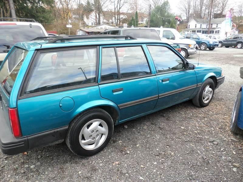 1994 Chevrolet Cavalier 4dr Wagon In Nicholson PA ...
