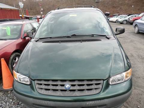 1997 Plymouth Grand Voyager for sale in Nicholson, PA