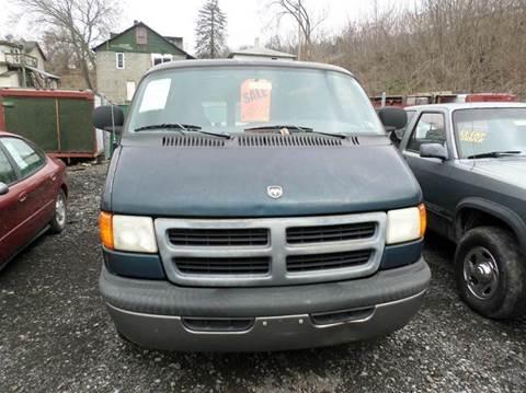 1998 Dodge Ram Van for sale in Nicholson, PA