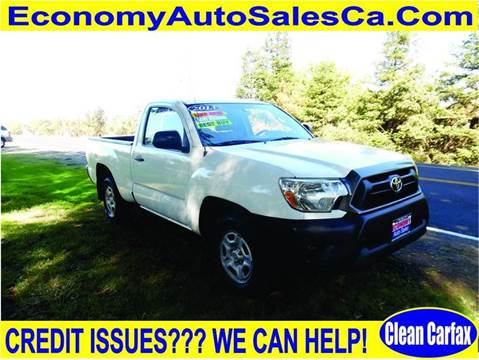 2013 Toyota Tacoma for sale in Riverbank, CA