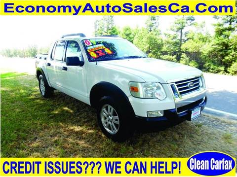 2009 Ford Explorer Sport Trac for sale in Riverbank, CA