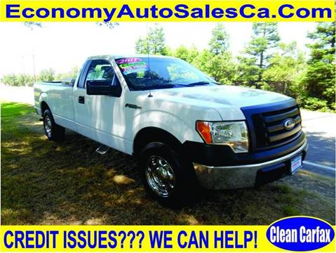 2011 Ford F-150 for sale in Riverbank, CA