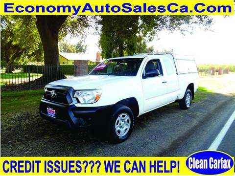 2014 Toyota Tacoma for sale in Riverbank, CA