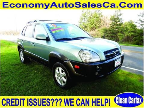 2005 Hyundai Tucson for sale in Riverbank, CA